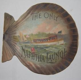 The Only Naphtha Launch