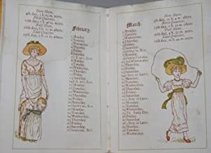 Almanack for 1886: Greenaway, Kate