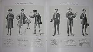 [Trade Catalogue] A la Grande Maison. Spécialités pour Enfants. Été ...