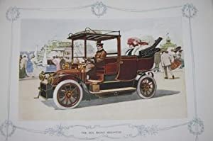 The Home of the Motor Cab. The General Motor Cab Company Ltd. 1909