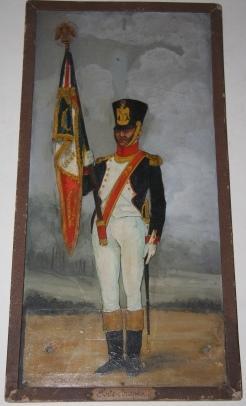 Silhouettes Militaires. De la Révolution et du 1er Empire Collection Bernard-Franck: ...