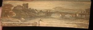 Fore-Edge Painting] The Poetical Works of William Shenstone. In Two Volumes. Collated with the Best...
