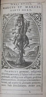 Evangeliorum Dominicalium Summaria sanctorumq historiae, paucissimis verbis expressae: iuxta ...
