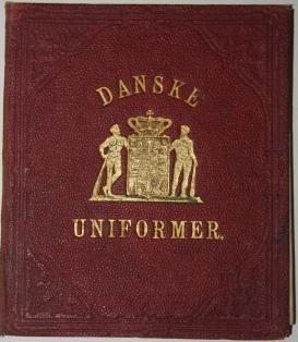 Danske Uniformer.: Berghs, Th.