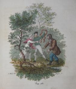 Der Kleine Lustgarten, oder: belehrde und erbeiternde Erzählungen für liebe Jugend beiderlei ...