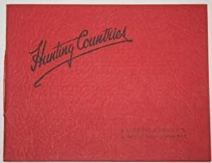 Trade Catalogue] Hunting Countries: Aldin, Cecil