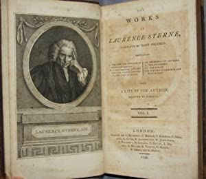 The Works of Laurence Sterne, Complete in Eight Volumes (all 8 Volumes included)