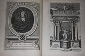 The Oceana and Other Works of James Harrington, with an Account of His Life By John Toland: ...