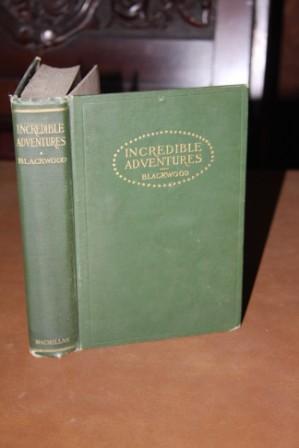 Incredible Adventures: Blackwood, Algernon