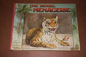 The Model Menagerie with Natural History Stories: A Novel Picture Book of Wild Animals: Weedon, L. ...
