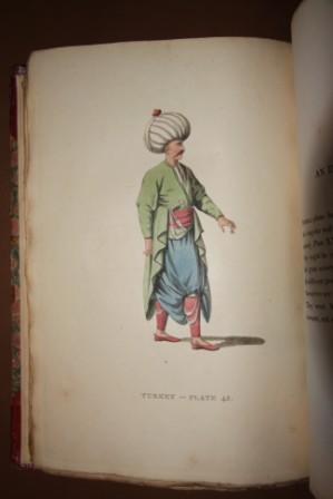 Picturesque Representations of the Dress and Manner of the Turks: Alexander, William]