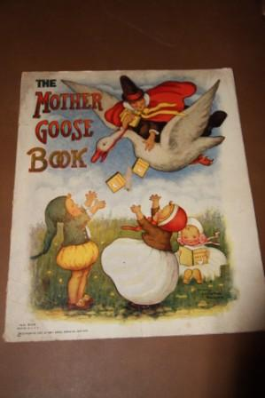 The Mother Goose Book: Russell, Mary LaFetra