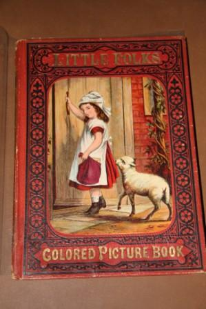Little Folks' Colored Picture Book