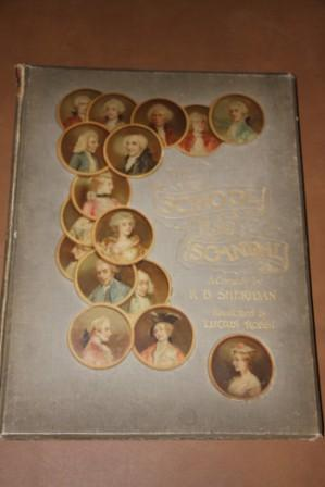 The School for Scandal: Sheridan, Richard Brinsley