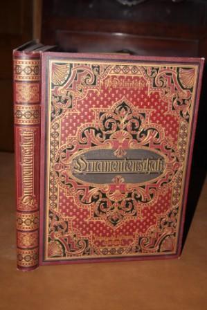 Der Ornamentenschatz. Ein Musterbuch Stilvoller Ornamente Aus Allen Kunstepochen. 100 Tafeln Mit ...