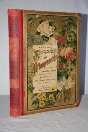 Naturgeschichte Des Pflanzenreichs Nach Dem Linneschen System. 54 Fein Kolorierte Doppelfoliotafeln...