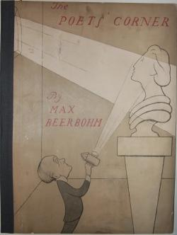 The Poets' Corner: Beerbohm, Max