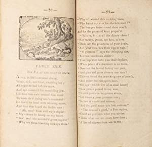 Fables by John Gay With the Life of the Author Embellished with Seventy Elegant Engravings In One ...