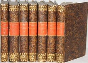 Wielands Auserlesene Gedichte (7 volumes/bande): Wieland (Christoph Martin)