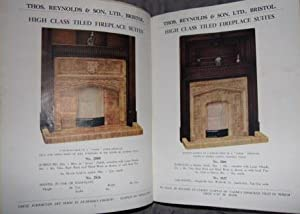Thomas Reynold & Son Limited Catalogue No. 132. Builders' and Plumbers' Merchants. ...