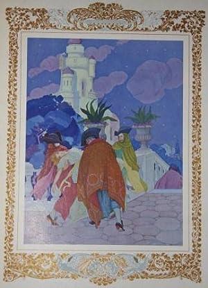 Contes Du Temps Jadis: Bunelleschi, Umberto, illustrator
