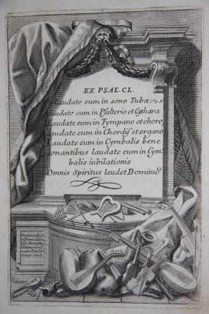 Gabinetto Armonico. Pieno d'Istromenti Sonori Indicati, e Spiegati: Bonanni, Filippo [also ...