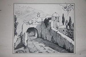 Dell'Isola di Capri Nel 1930 56 Disegni di Gennaro Favai: Favai, Gennaro; Proemio di Antonio ...