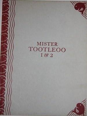 Mister Tootleoo 1 & 2: Darwin, Bernard and Elinor
