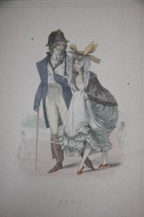 Die Mode im Wandel von vier Jahrhunderten: Wagner, Jutta