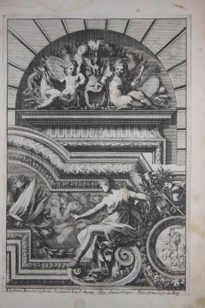 Album of 39 Engraved Plates: Le Pautre, Antoine