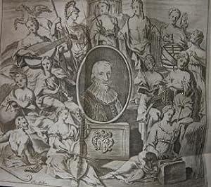 Sinnreiche Werke und Gedichte, Aus dem Niederlandischen ubersetzt (Six parts in three volumes): ...