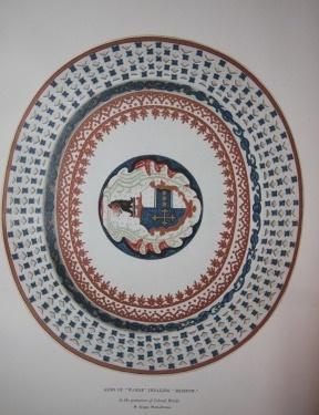Illustrations of Armorial China: Griggs, William
