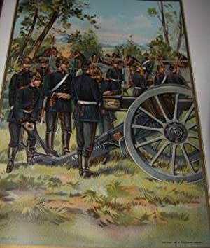 Deutschlands Heer und Flotte in Wort und Bild. Germany's Army and Navy by Pen and Picture. 1899...
