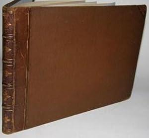 Album Artistique de la Reine Hortense. Livre D'Art de la Reine Hortense. Une Visite a Augsburg...