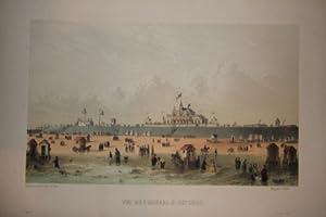 Album D'Ostende: Illustrators include Cham, Victor Eeckhout, H. Borremans, van Cuyck, Gerlier, ...