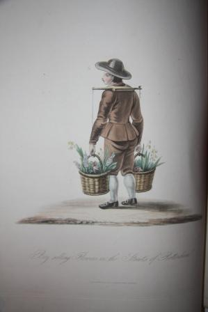 The Costumes of the Netherlands, Displayed in Thirty Coloured Engravings after Drawings from Nature...