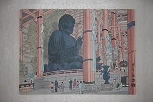 The Scenes of Shiga, Nara and Kyoto: E. Kotozuka [Eiichi Kotozuka] (1906-1979)