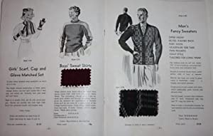 Thorgersen Hosiery Co. Thoro-Test Trade Catalogue Leading Styles for Fall and Winter 1937
