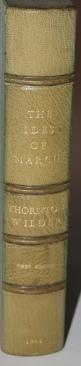 The Ides of March: Thornton Wilder