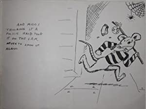 Max The Mouse who Made the Met: Tom Yakutis (1929 - 2002)