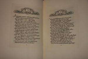 Amorum Libri Tres: Ovid] Publius Ovidii Nasonis. Herausgegeben von J. Meier Graese (editor). ...