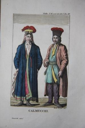 Viaggio di Signor Pallas in Diverse Province dell'Imperio Russo Sino ai Confini della China ...