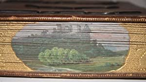 Album for Photographs with Three Fore-Edge Paintings
