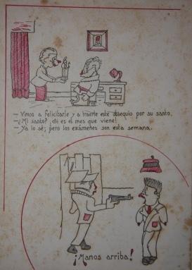 El Periodismo. Periodico semanal Numero extraordinario. Obsequio de Angele Batille Tejedor. A D. ...