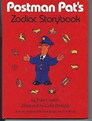 Postman Pat's Zodiac Storybook: Cunliffe, John; Illustrator: