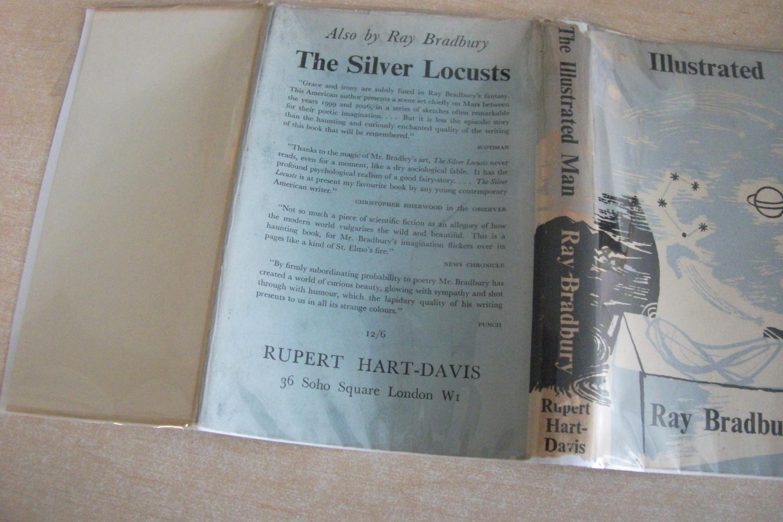 The Illustrated Man Bradbury, Ray Very Good Hardcover