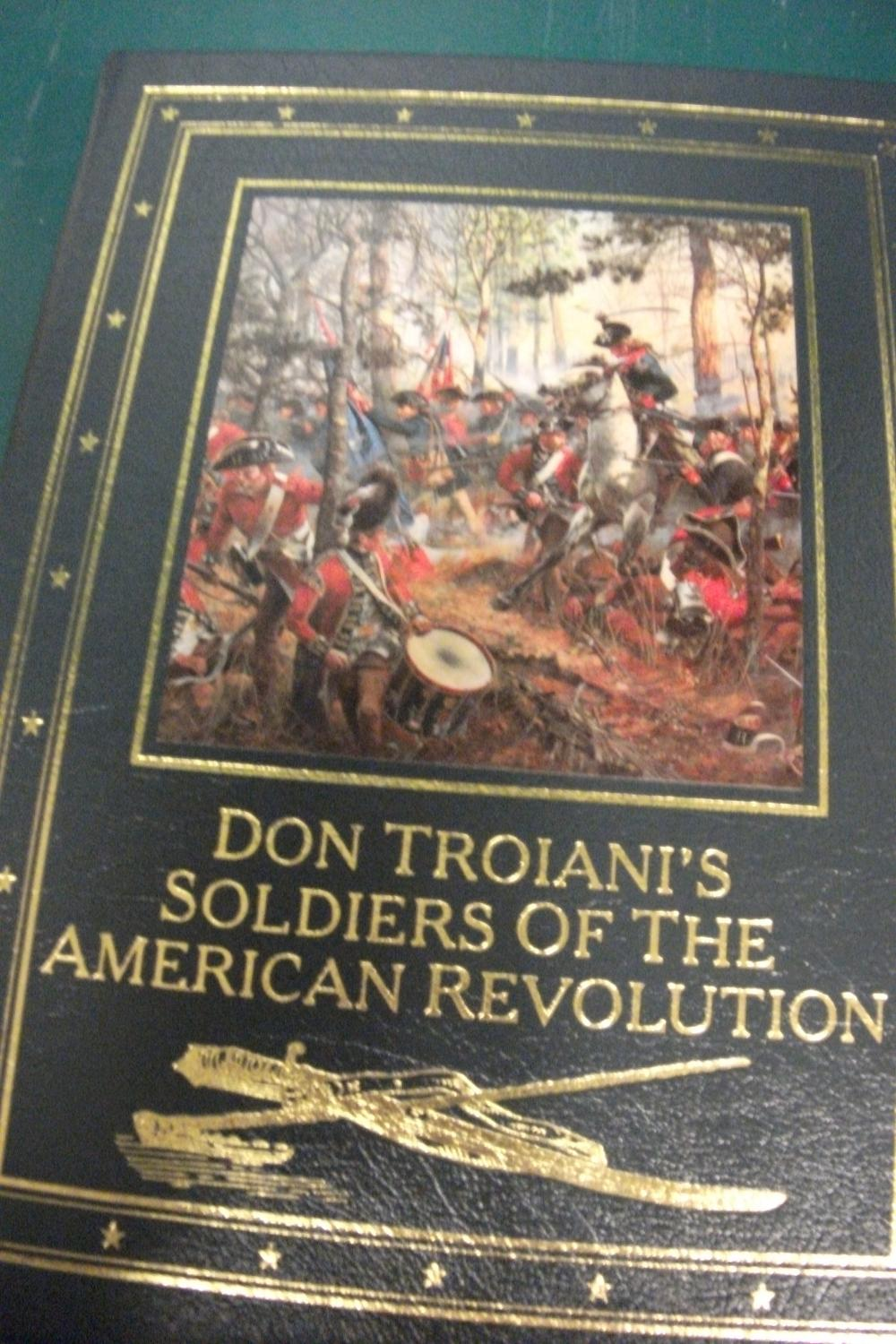 Don Troiani's Soldiers of the American