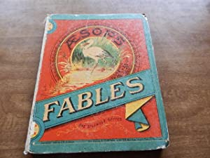 Aesop's Fables In Words Of One Syllable: Godolphin, Mary