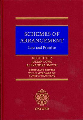 Schemes of Arrangement: O'Dea, Geoff