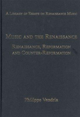 Music and the Renaissance: Professor Philippe Vendrix